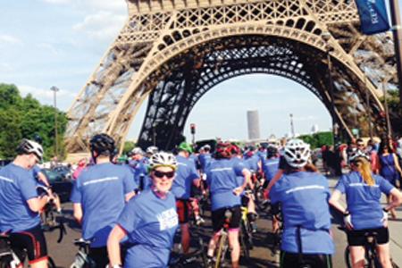 Marathon Bike Ride